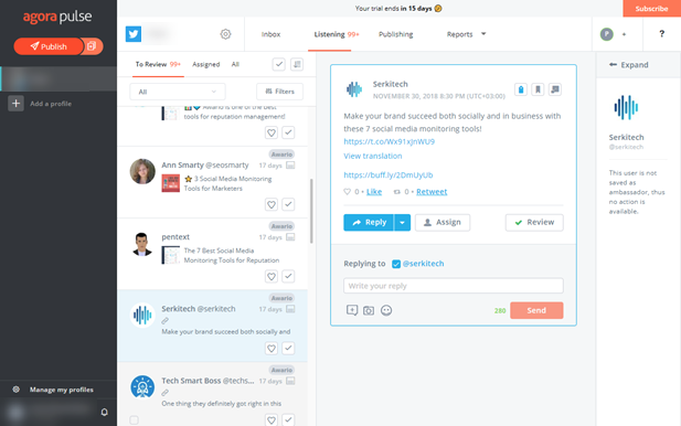 20 of the Best Social Media Monitoring Tools to Consider   Social